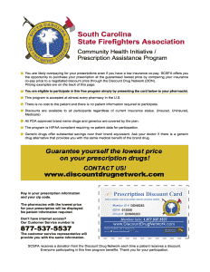 Drug Card South Carolina State Firefighters (1)