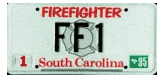 Firefighter Tag
