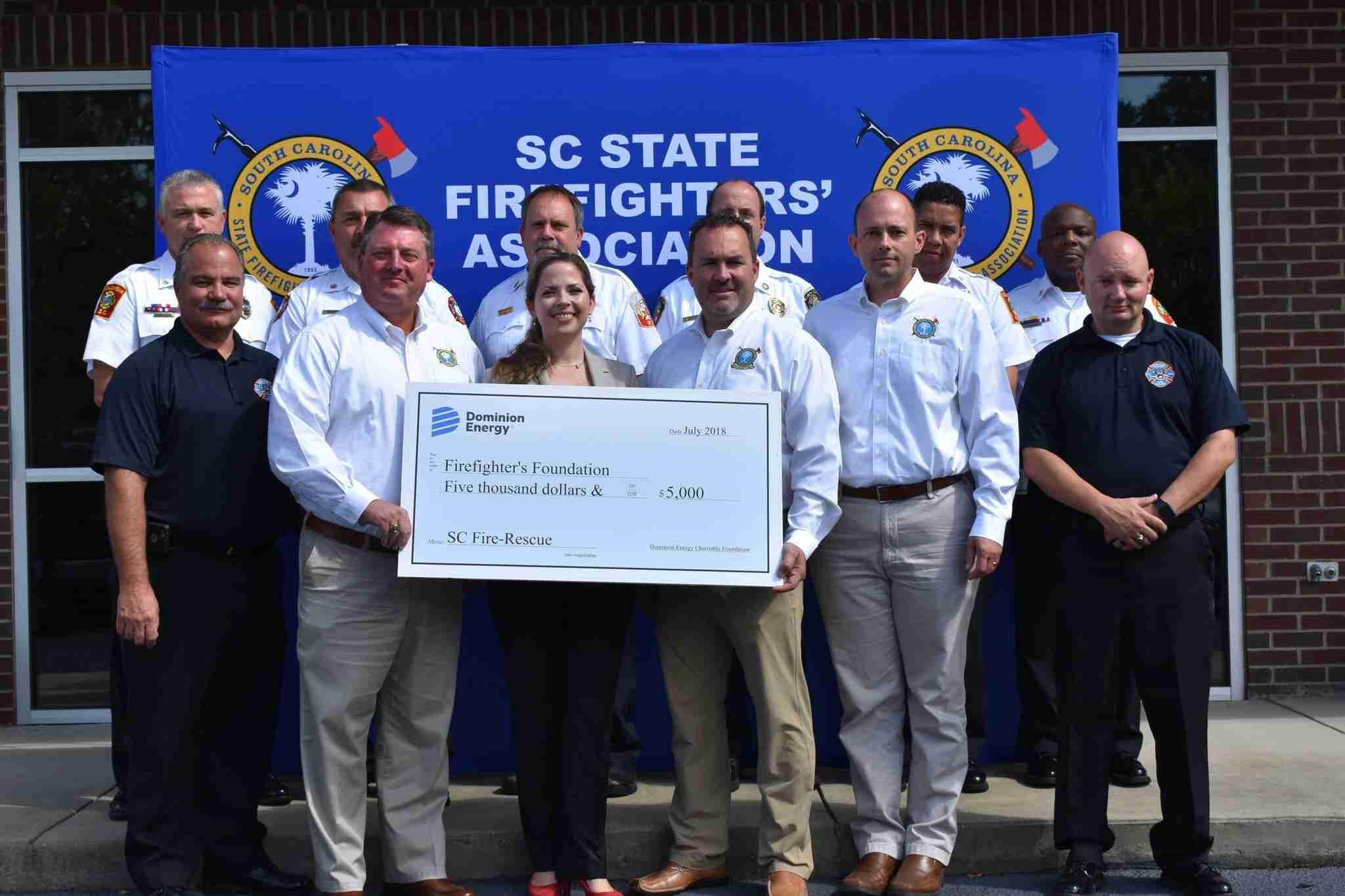 Grants Archives - South Carolina State Firefighters Association